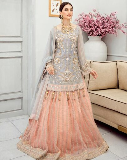 Pakistani Designer Lehenga
